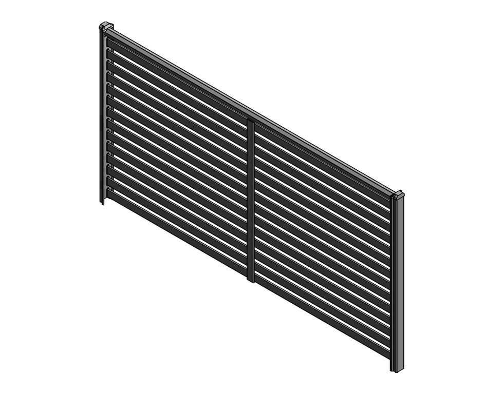 Click n Fit Fence Panel